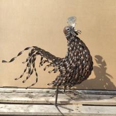 Twisted cockerel