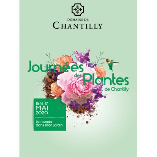 CANCELLED_Journées des Plantes de Chantilly