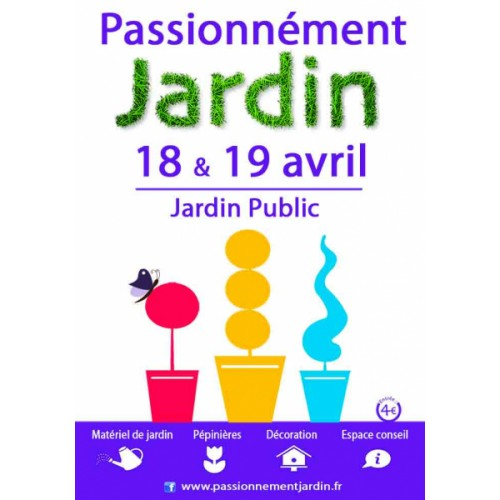 POSTPONED_Passionnément Jardin