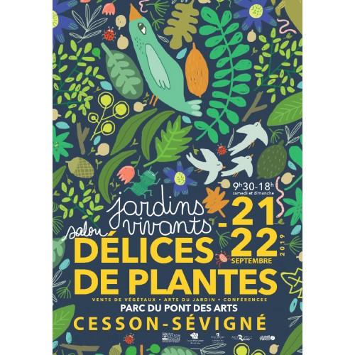 Délices de Plantes, Jardins Vivants