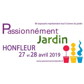 HONFLEUR, Passionnément Jardin