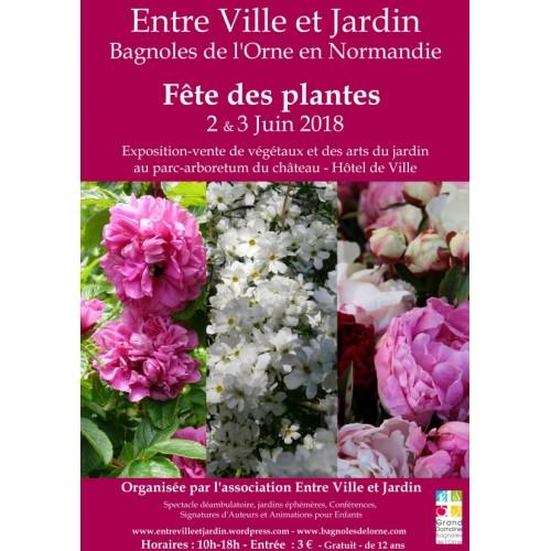 BAGNOLES DE L'ORNE, Entre Ville et Jardin
