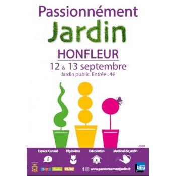 Passionnément Jardin Honfleur