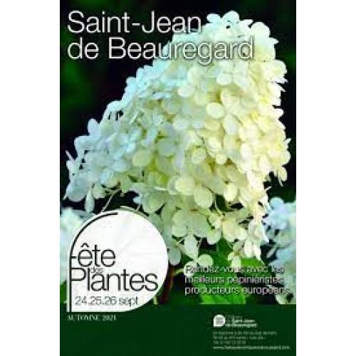 Fête des Plantes du Château de Saint Jean de Beauregard