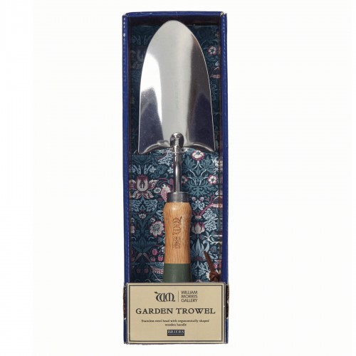 Gift Boxed Hand Trowel - William Morris