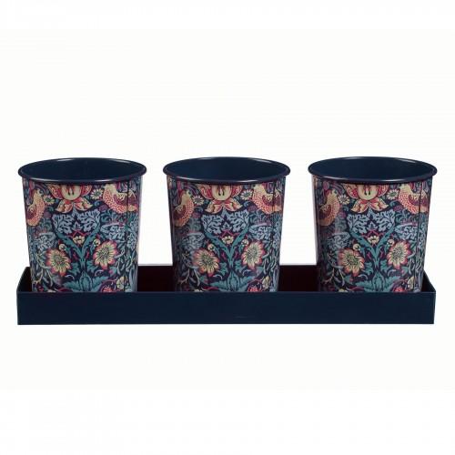 Herb Pots - William Morris