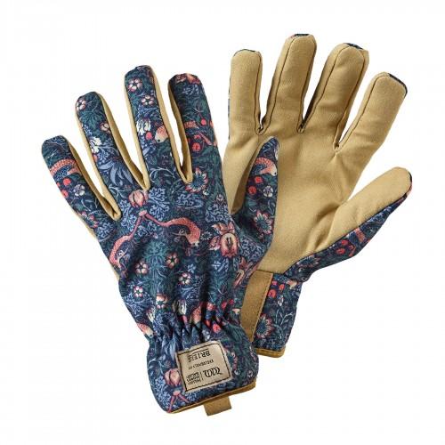 Cotton Gardening Gloves - William Morris