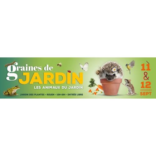 CANCELLED - Graines de Jardin Rouen